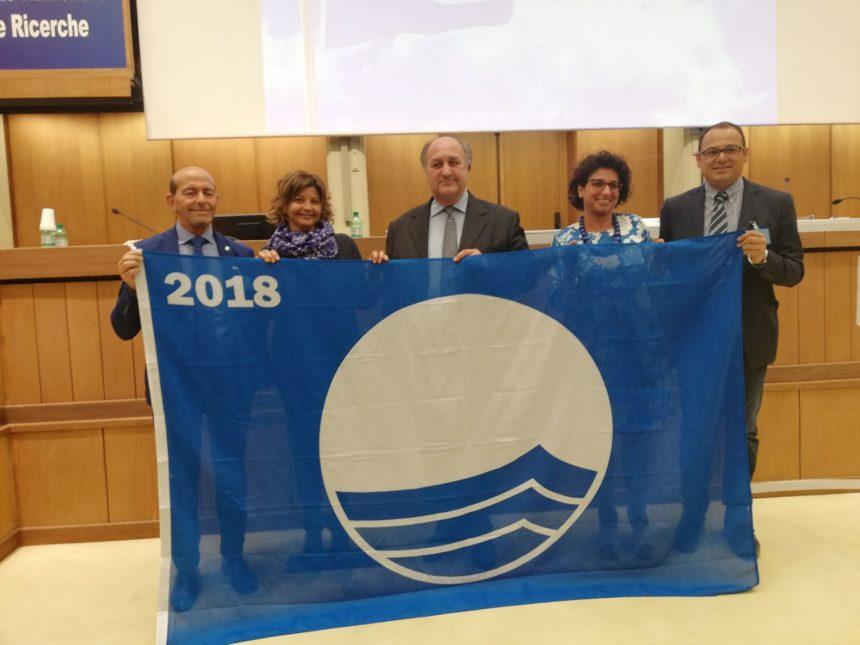 Roseto Bandiera Blu 2018