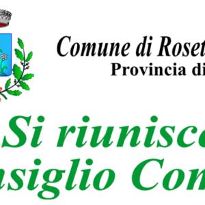 Convocazione Consiglio Comunale – 11.07.2020