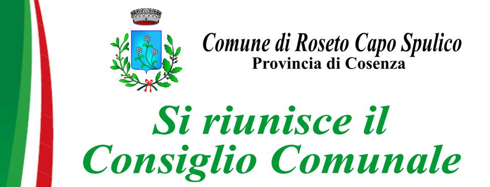 CONVOCAZIONE DEL CONSIGLIO COMUNALE DEL 15.06.2019: RETTIFICA ORARIO
