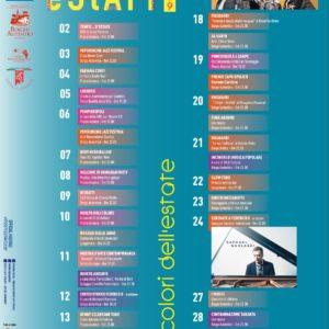 Roseto èStArt 2019 – Agosto