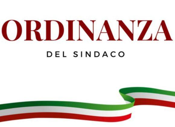 ORDINANZA N. 53 DEL 12.11.2019 – ORDINANZA DI CHIUSURA DI TRATTO DI LUNGOMARE
