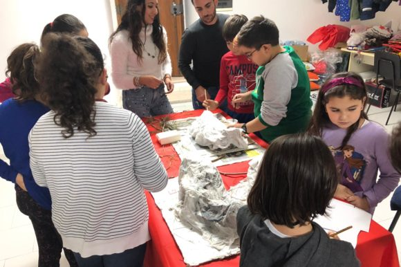 ROSETO…FOR A GREEN CHRISTMAS, A ROSETO CAPO SPULICO UN NATALE RICICLONE