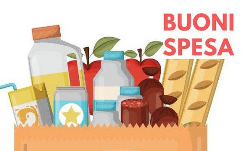 Redistribuzione Buoni Spesa per beni alimentari e di prima necessità – 15 Marzo 2021
