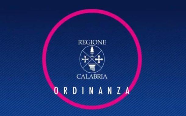 Ord. Presidente Regione Calabria n. 35 e 36 del 24 aprile 2020 – PRESTAZIONI SPECIALISTICHE AMBULATORIALI, ATTIVITÀ COMMERCIALI E SPOSTAMENTI PERSONE FISICHE