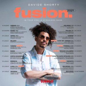 DAVIDE SHORTY Fusion Tour con la Straniero Band @ Piazza Roberto il Guiscardo