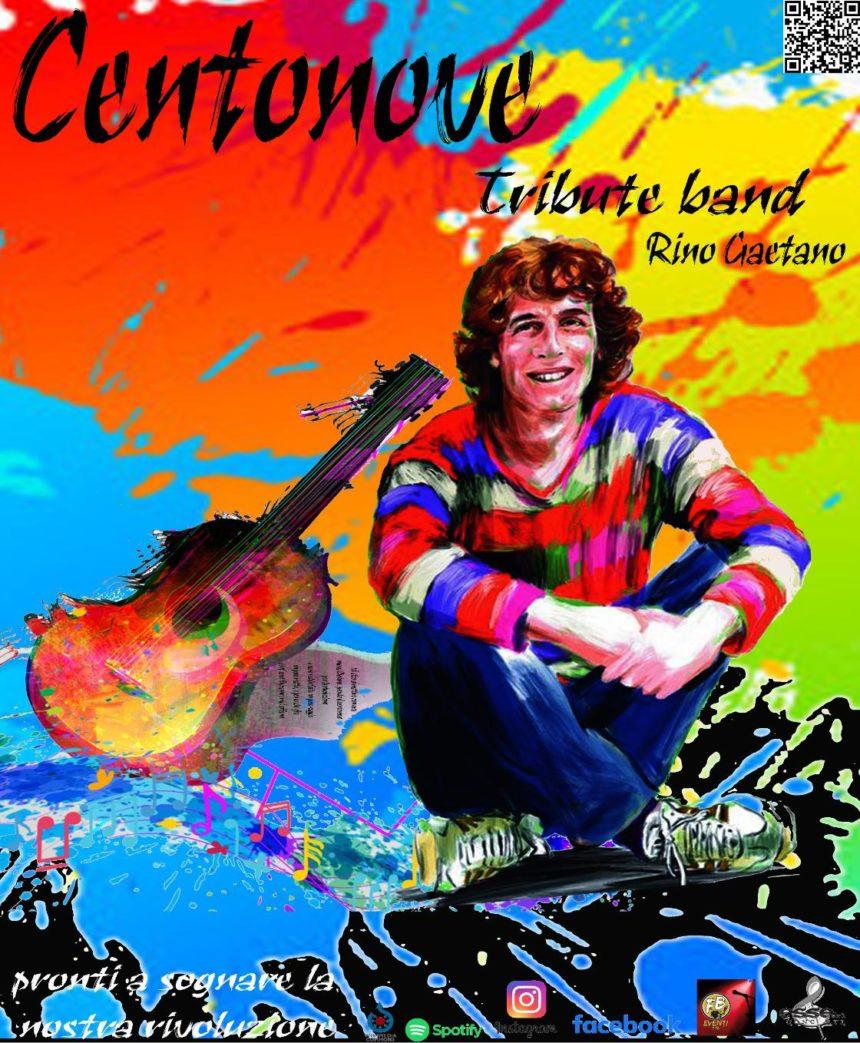 Centonove Tribute Band Rino Gaetano