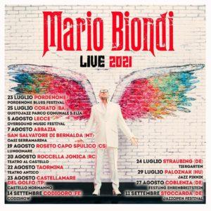 MARIO BIONDI LIVE 2021 @ Parco Qualità della Vita